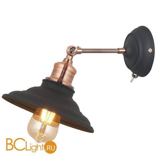 Бра Arte Lamp Lido A5067AP-1BK