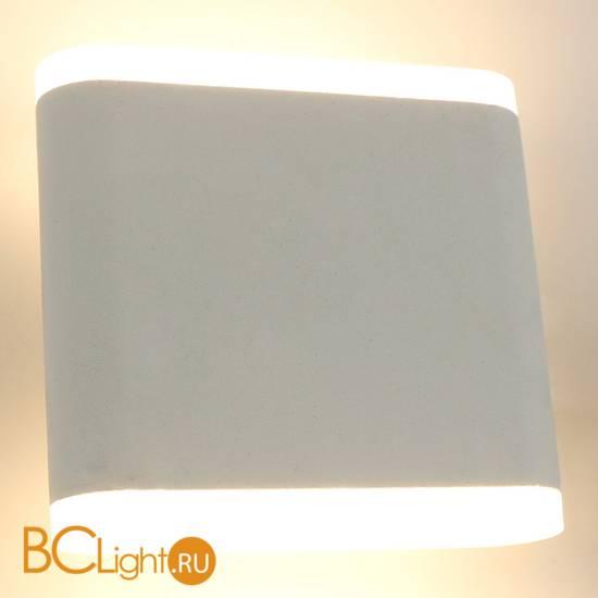 Настенный светильник Arte Lamp Lingotto A8153AL-2WH