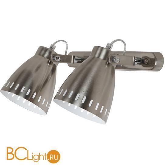 Спот (точечный светильник) Arte Lamp Luned A2214AP-2SS