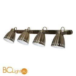 Спот (точечный светильник) Arte Lamp Luned A2214PL-4AB