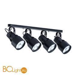 Потолочный светильник Arte Lamp Lyra A6252PL-4BK