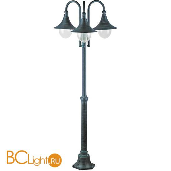 Садово-парковый светильник Arte Lamp MALAGA A1086PA-3BG