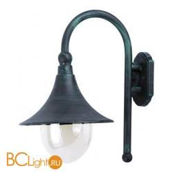 Светильник уличный настенный Arte Lamp MALAGA A1082AL-1BG