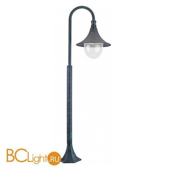 Садово-парковый светильник Arte Lamp MALAGA A1086PA-1BG