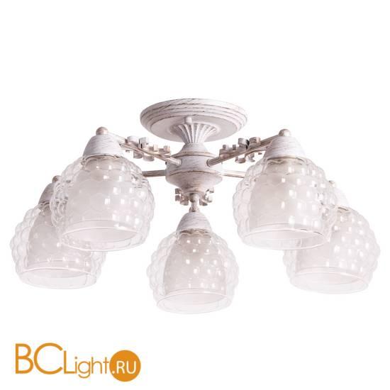 Потолочная люстра Arte Lamp Malina A7695PL-5WG