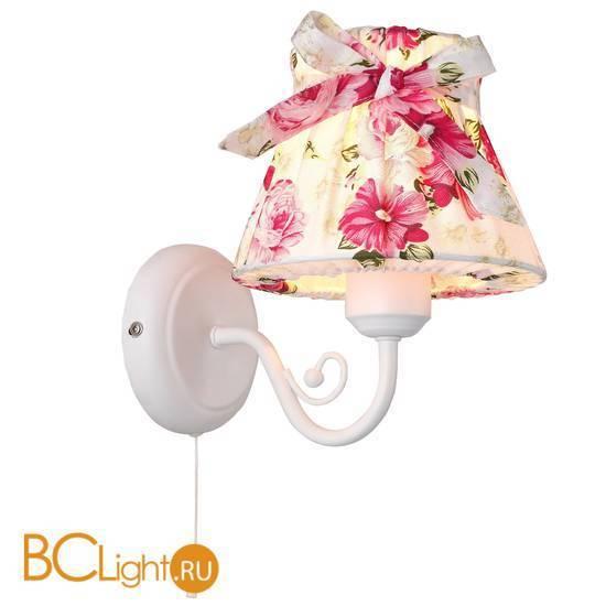 Бра Arte Lamp Margherita A7021AP-1WH