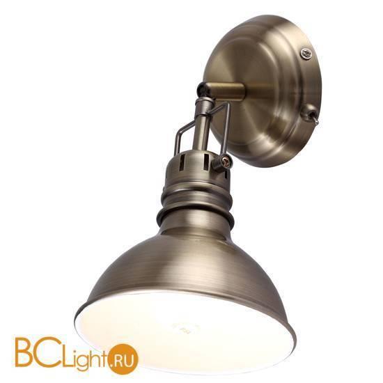 Бра Arte Lamp Mark A1102AP-1AB