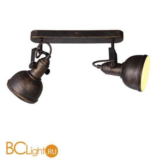 Потолочная люстра Arte Lamp Martin A5213AP-2BR