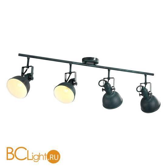 Cпот (точечный светильник) Arte Lamp Martin A5215PL-4BG