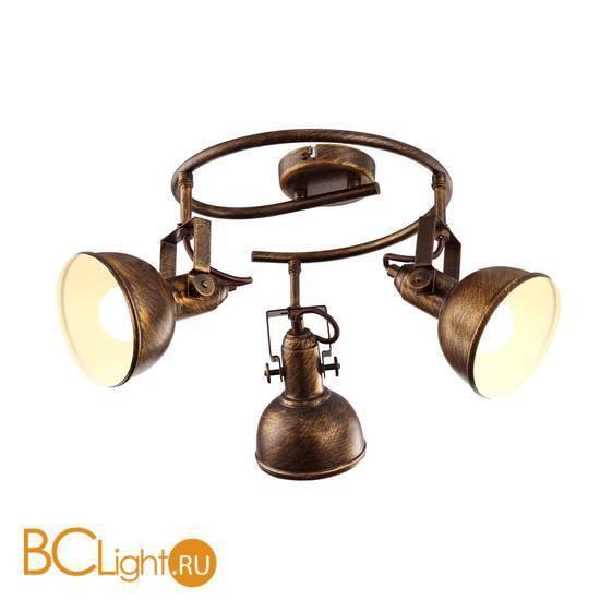 Потолочная люстра Arte Lamp Martin A5215PL-3BR