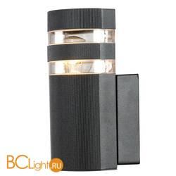 Уличный настенный светильник Arte Lamp Metro A8162AL-1BK