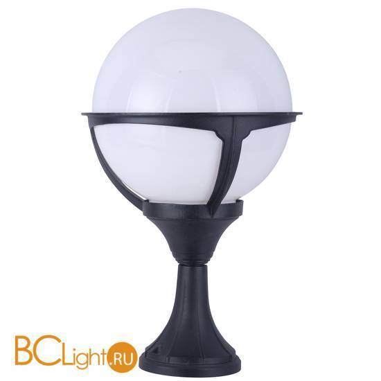 Садово-парковый светильник Arte Lamp MONACO A1494FN-1BK