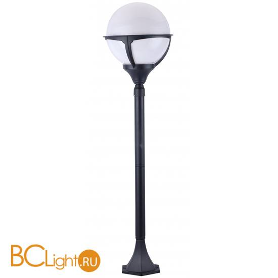 Садово-парковый светильник Arte Lamp MONACO A1496PA-1BK