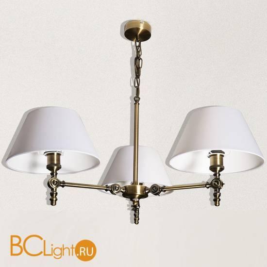 Люстра Arte Lamp Orlando A5620LM-3AB