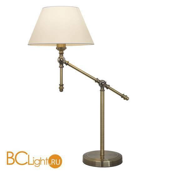 Настольная лампа Arte Lamp Orlando A5620LT-1AB