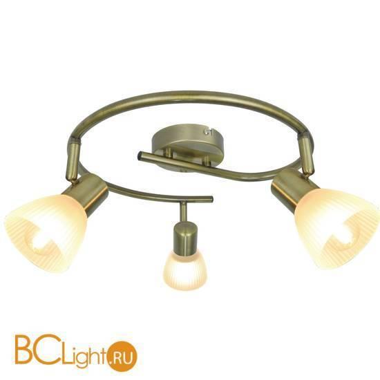 Спот (точечный светильник) Arte Lamp Parry A5062PL-3AB