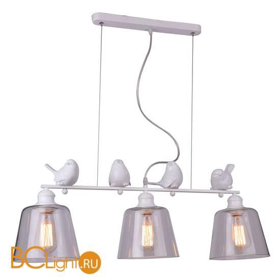 Подвесной светильник Arte Lamp Passero A4289SP-3WH
