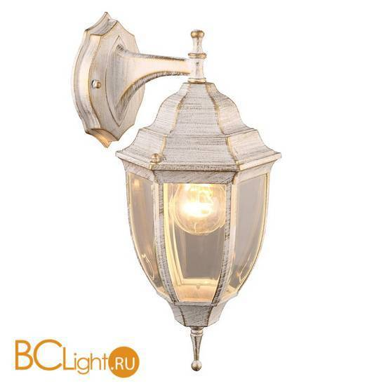 Уличный настенный светильник Arte Lamp Pegasus A3152AL-1WG