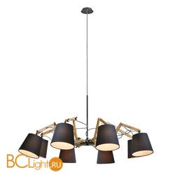 Люстра Arte Lamp Pinocchio A5700LM-8BK