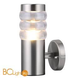 Настенный уличный светильник Arte Lamp Portico A8381AL-1SS