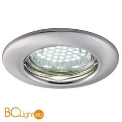 Встраиваемый спот (точечный светильник) Arte Lamp Praktisch A1203PL-1SS