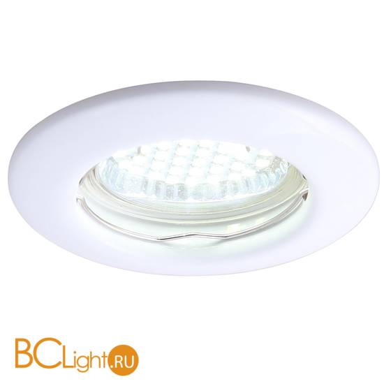 Встраиваемый спот (точечный светильник) Arte Lamp Praktisch A1203PL-1WH