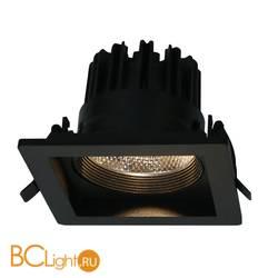 Встраиваемый спот (точечный светильник) Arte Lamp Privato A7007PL-1BK