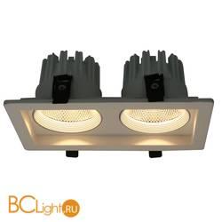 Встраиваемый спот (точечный светильник) Arte Lamp Privato A7007PL-2WH