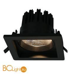 Встраиваемый спот (точечный светильник) Arte Lamp Privato A7018PL-1BK