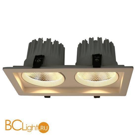 Встраиваемый спот (точечный светильник) Arte Lamp Privato A7018PL-2WH