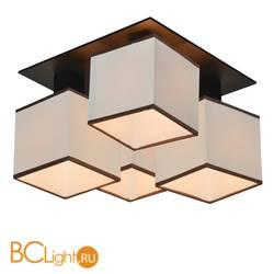 Потолочный светильник Arte Lamp Quadro A4402PL-4BK