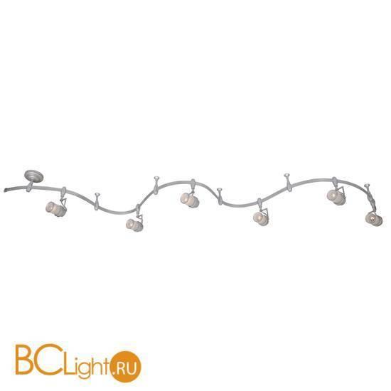 Спот (точечный светильник) Arte Lamp Rails A3056PL-6SI
