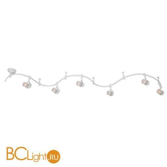 Спот (точечный светильник) Arte Lamp Rails A3056PL-6WH
