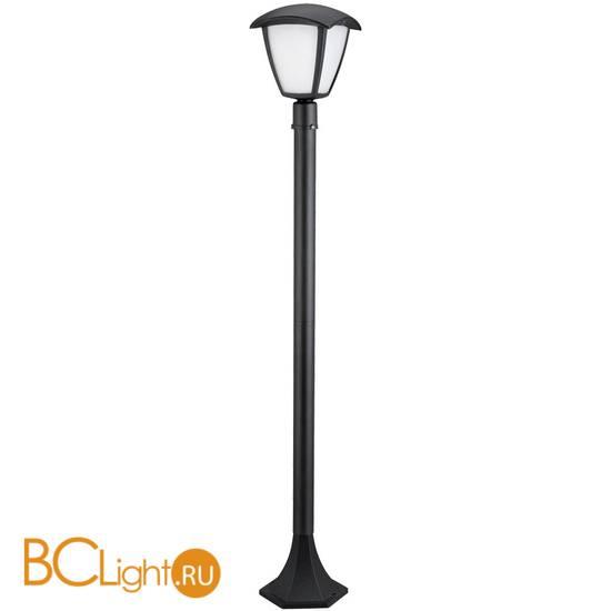 Садово-парковый фонарь Arte Lamp Savanna A2209PA-1BK