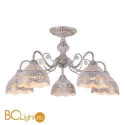 Потолочная люстра Arte Lamp Sicilia A9106PL-5WG