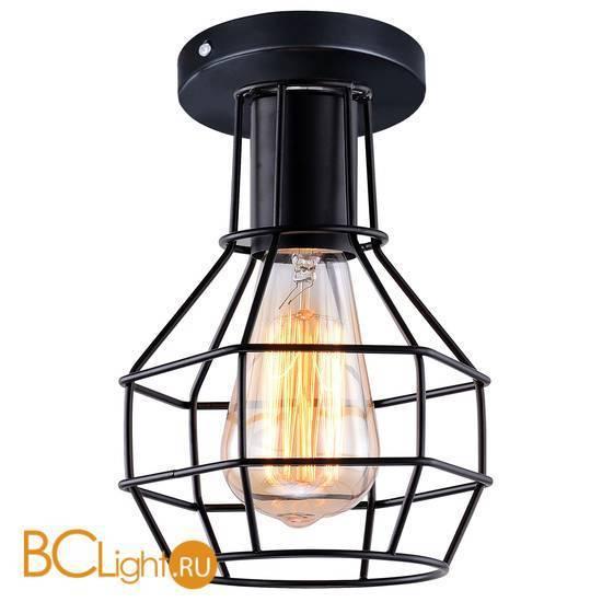 Потолочный светильник Arte Lamp Spider A1109PL-1BK