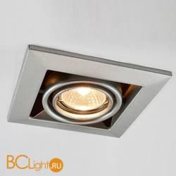 Встраиваемый светильник Arte Lamp Technika A5941PL-1SI