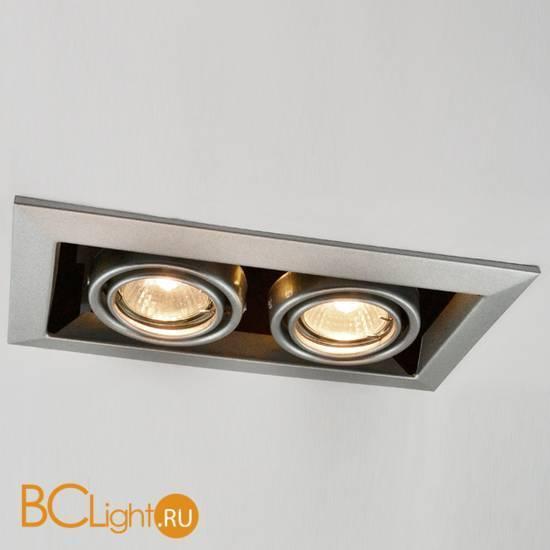 Встраиваемый светильник Arte Lamp Technika A5941PL-2SI