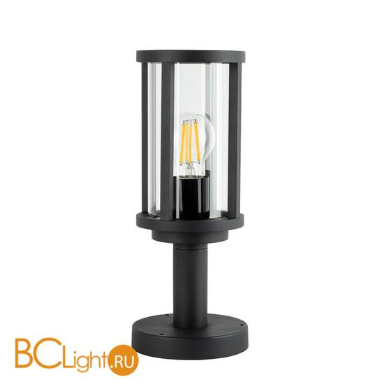 Садово-парковый фонарь Arte Lamp Toronto A1036FN-1BK