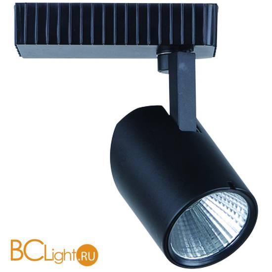 Трековый светильник Arte Lamp Track lights A3607PL-1BK