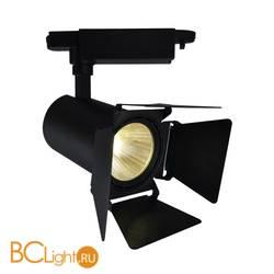 Трековый светильник Arte Lamp Track lights A6720PL-1BK