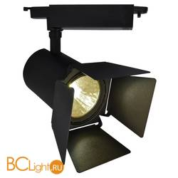 Трековый светильник Arte Lamp Track lights A6730PL-1BK