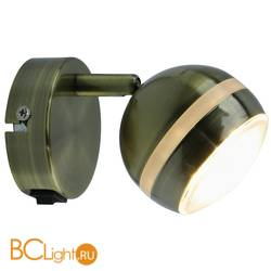 Бра Arte Lamp Venerd A6009AP-1AB