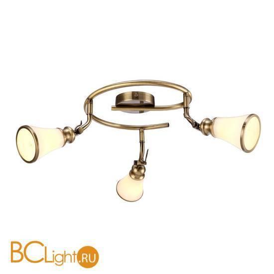 Спот (точечный светильник) Arte Lamp Vento A9231PL-3AB