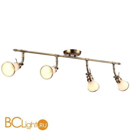 Спот (точечный светильник) Arte Lamp Vento A9231PL-4AB