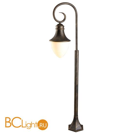 Садово-парковый фонарь Arte Lamp Vienna A1317PA-1BN