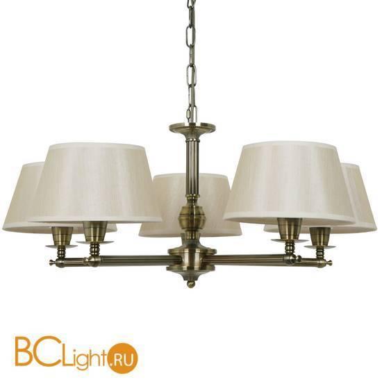 Люстра Arte Lamp York A2273LM-5AB