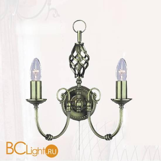 Бра Arte Lamp ZANZIBAR A8392AP-2AB
