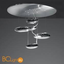 Потолочный светильник Artemide Mercury mini Halo Ceiling - Inox 1478010A