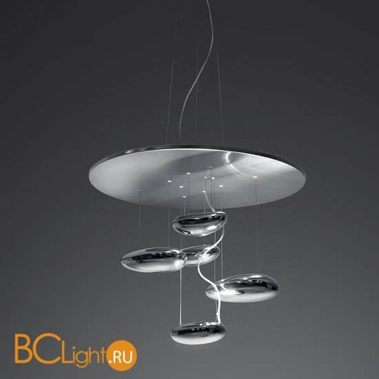 Подвесной светильник Artemide Mercury mini Halo Ceiling - Inox 1479010A
